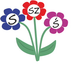 Logopedia dla dzieci - logo