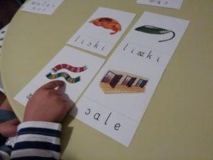 Ćwiczenia słuchu fonemowego u sześciolatka