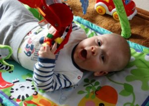Aleksander 6 miesiąc