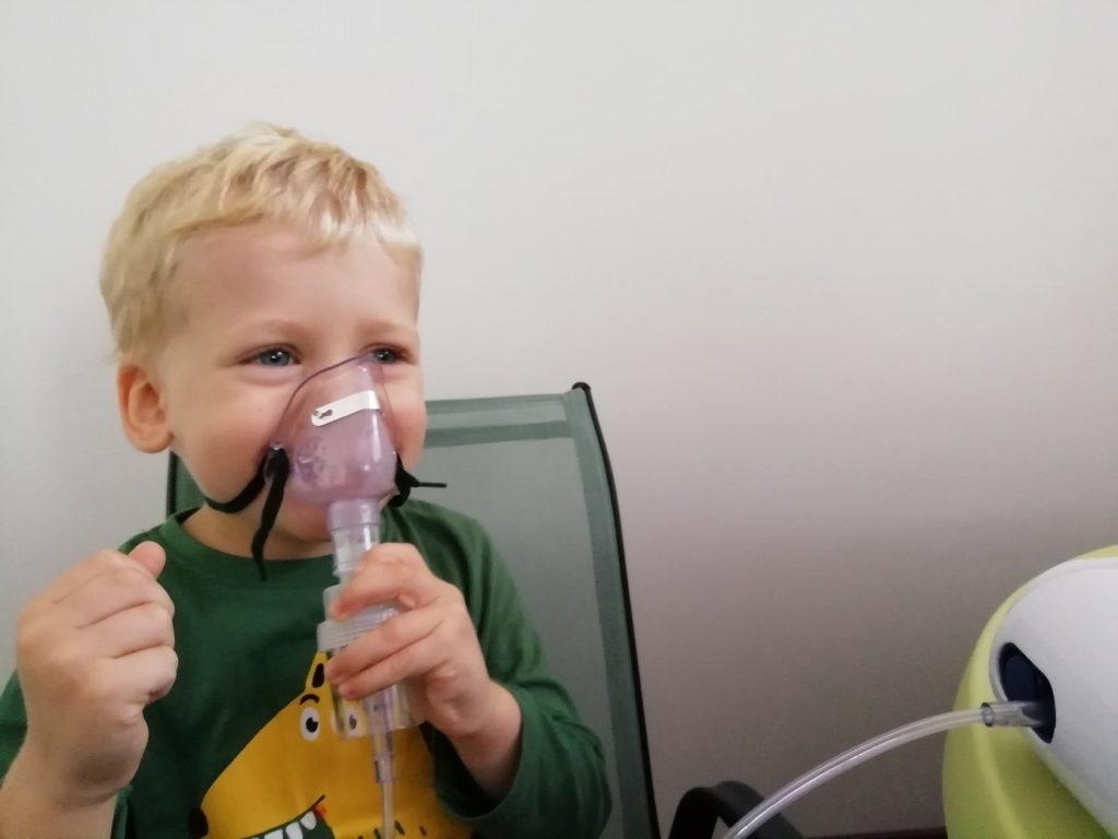 Inhalator to nic strasznego